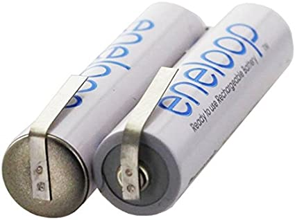 AkkuPack - Batería para afeitadora Philips BT9290 (2,4 V, 800 mAh ...