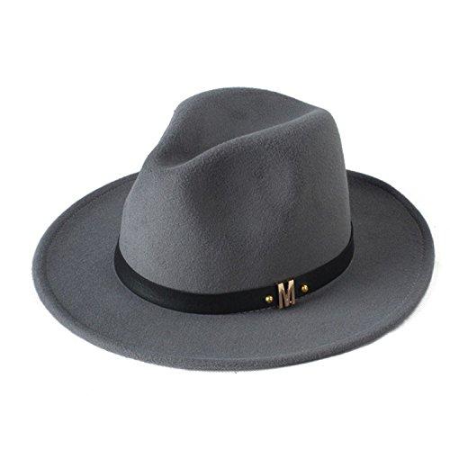 super popular 21473 5e608 nboba Unisex Women s Men s Summer Wool Chapeu Feminino Sun Hat ...