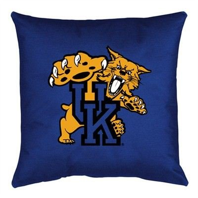 Sports Coverage 04JRLKR4KYU1818 Locker Room Kentucky Wildcats Pillow,