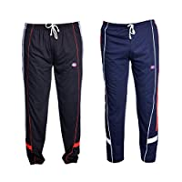VIMAL Men's Cotton Track Pants – Pack of 2