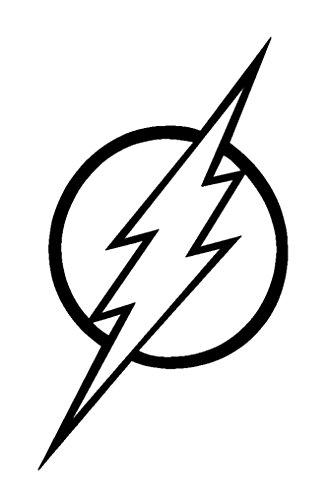 DC Comics Justice League The Flash, Red, 12 Inch, Die Cut Vi