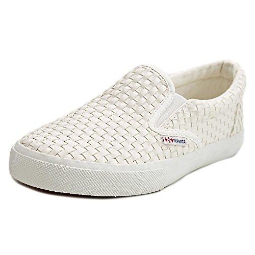 Superga Women's 2311 Wavedpdw Fashion Sneaker, White, 39.5 EU/8.5 M US
