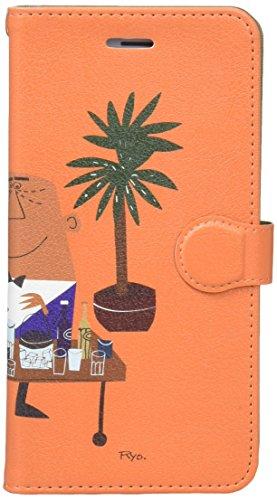 (Aeris Cell Phone Case for iPhone 7plus - Carrie Orange)