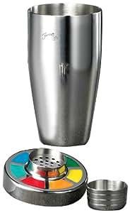 Fiesta Masquerade Cocktail Shaker