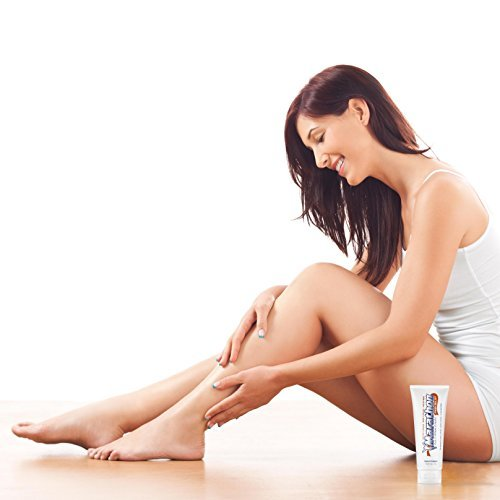 Marathon Pain Relief Cream   Rub It Where It Hurts   Powerful Pain Reliever for Arthritis, Joint and Muscle Pain   Organic and Safe Pain Killer   Topical Analgesic   Contains Emu Oil  25 grams
