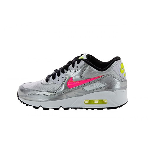 Nike Air Max 90 Gs 705392-700 Kids shoes size: 5 US