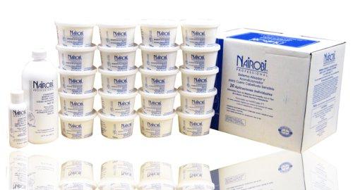 Nairobi Conditioning Sensitive Scalp Relaxer System Kit 20PK