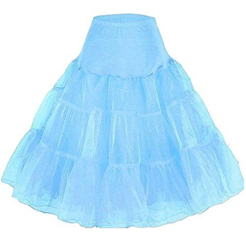 Sparkle Chiffon Skirt - 9