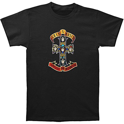 Guns N Roses - Cross T-Shirt Size XXXL Xxxl Band T-shirts