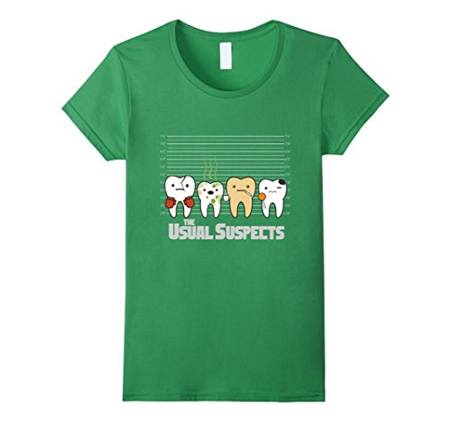 Women's The Usual Suspects Medium Grass