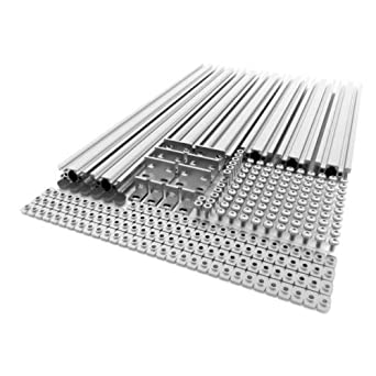 HEASEN AM8 - Marco de metal para impresora 3D, kit completo ...