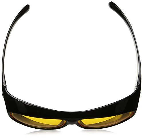 3b322322fdd HD Night Vision Wraparounds Wrap Around Glasses (without bag ...