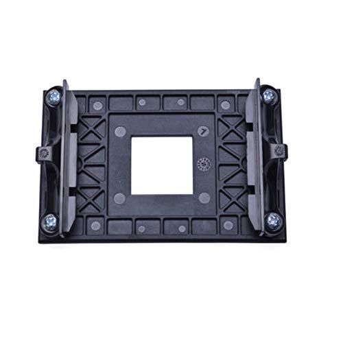 CPU Socket Mount Cool Fan Heatsink Bracket Dock Base for AMD AM4 B350 X370 A320 X470 (1-Pack) ()
