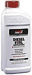 Power Service 1025-12PK +Cetane Boost Diesel Fuel Supplement Anti-Freezer - 1 Quart, (Pack of 12)