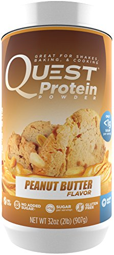 Quest-Nutrition-Protein-Powder-Peanut-Butter-23g-Protein-84-PCals-0g-Sugar-1g-Net-Carbs-Low-Carb-Gluten-Free-Soy-Free-2lb-Tub