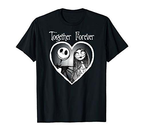 Disney Nightmare Before Christmas Together T -