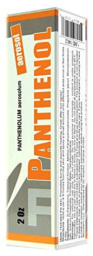 Panthenol Spray 58g/2 Oz by Panthenol