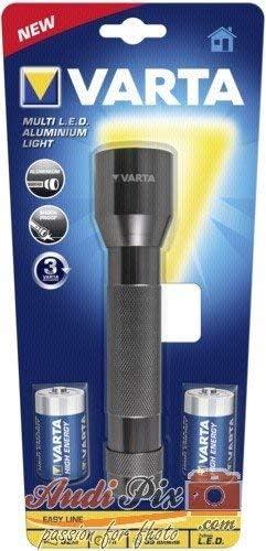 Alarma anti p/ánico con bater/ía externa port/átil de 2600 mAh para Smartphone y tablets Varta 57964101111