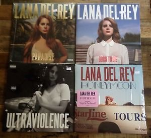 lana-del-rey-honeymoon-ultraviolence-born-to-die-paradise-vinyl-lp-new-4-set