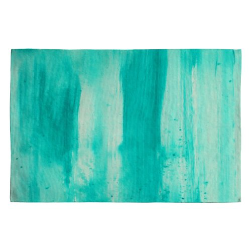 Deny Designs Madart Inc. Modern Dance Aqua Passion Woven Rug, 4 by 6-Feet by DENY Designs