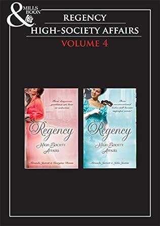 book cover of Regency High Society Vol 4