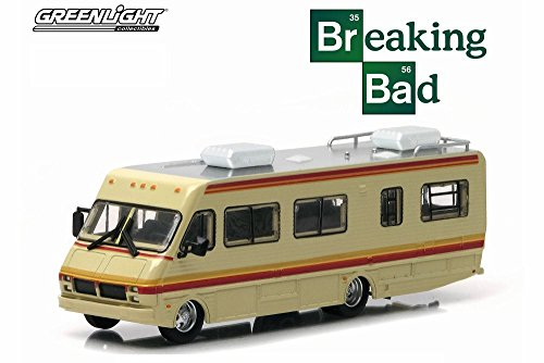 Greenlight Breaking Bad 1986 Fleetwood Bounder RV, for sale  Delivered anywhere in USA
