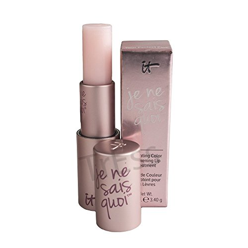 It Cosmetics Je Ne Sais Quoi Hydrating Color Awakening Lip Treatment in Your Perfect Pink 0.11 oz