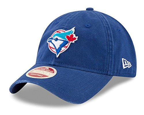 New Era Toronto Blue Jays MLB 9Twenty Cooperstown Rugged Patch Adjustable -
