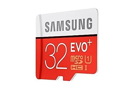 mod/è le 2017 Samsung Carte m/é moire microSDXC Pro Plus 64 Go UHS Classe de vitesse 3 smartphone et tablette avec adaptateur SD classe 10 pour Action Cam EVO Plus 64 go rouge//blanc SanDisk MB-MC64GA//EU