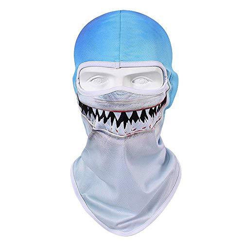 - WSYHXMMask Cs Headgear Anti-Terrorism Mask Breathable Riding Masked Bib Tactical Ghost Mask Outdoor Balaclava mask (Color : D)