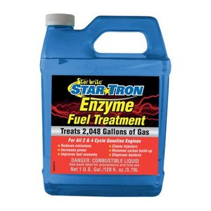 Star Brite Distributing Enzyme Fuel Treatment 1Gal High Concentrate 093000N