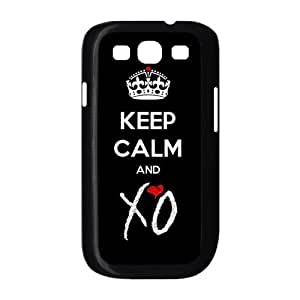 Customize The Weekend XO Back Cover Case for Samsung Galaxy S3 i9300