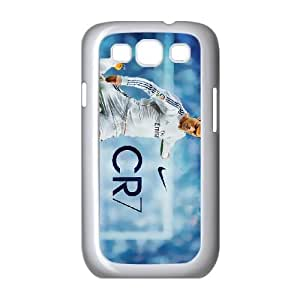 Sports cristiano ronaldo real madrid s Samsung Galaxy S3 9300 Cell Phone Case White gift pjz003-9432737