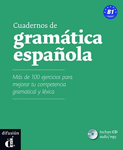 Cuaderno de Gramatica y Ejercicios (Spanish Edition)