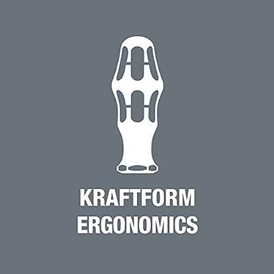 Wera Kraftform Kompakt 62 Bitholding Screwdriver and Pouch Set, 33-Pieces: Industrial & Scientific