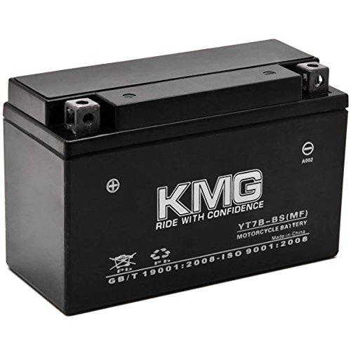 KMG YT7B-BS Sealed Maintenance