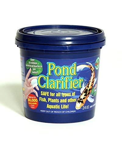 (Pond Clarifier 10 Tablet Pail)