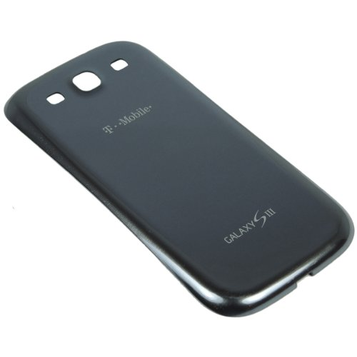 Genuine Samsung Galaxy S3 III i9300 Grey Battery Door/Back Cover (Samsung S3 Back Cover)