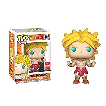 40b13f6483595 Funko. Pop Amine Dragon Ball Super Saiyan Broly Vinyl Action Figure Toys