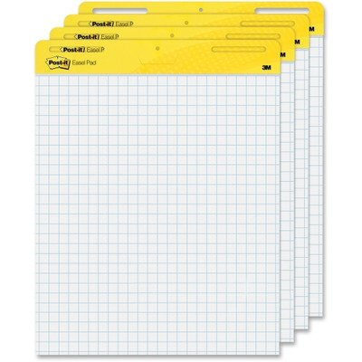 MMM560VAD4PK - Post-it Easel Pads Self-Stick Easel Pads by Post-it