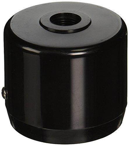 RAB Lighting MCAP3B Mighty Post Cap for 3' Pipe, 2-7/8' OD, Black [並行輸入品]   B016BYUPLM