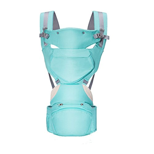 Baby carrier,All-in-one Front-hold Multifunction Baby carrier for infants and toddlers Full seasons Baby carrier original Sitting stool-A by LTSGSBB