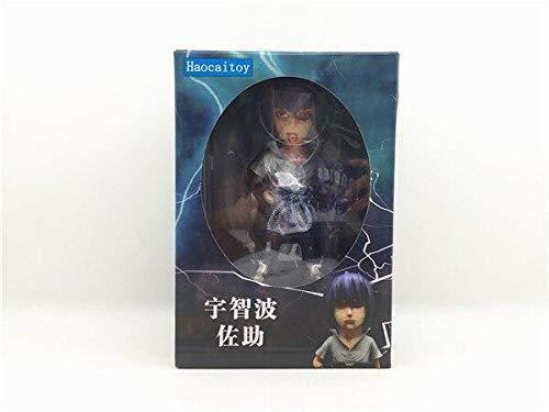 Anime 16CM Naruto Shippuden Uzumaki Naruto / Uchiha Sasuke GK Statue Figure Model Toy Collectible Gift - Have Retail Box 1 - C75