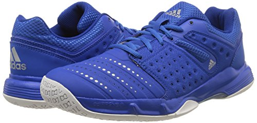 Adidas Court Stabil 12 Indoor Shoes - AW15-14.5 - Blue ...