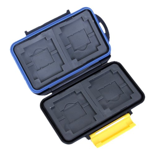 CF SD MSPD Memory Card Carrying Case Holder