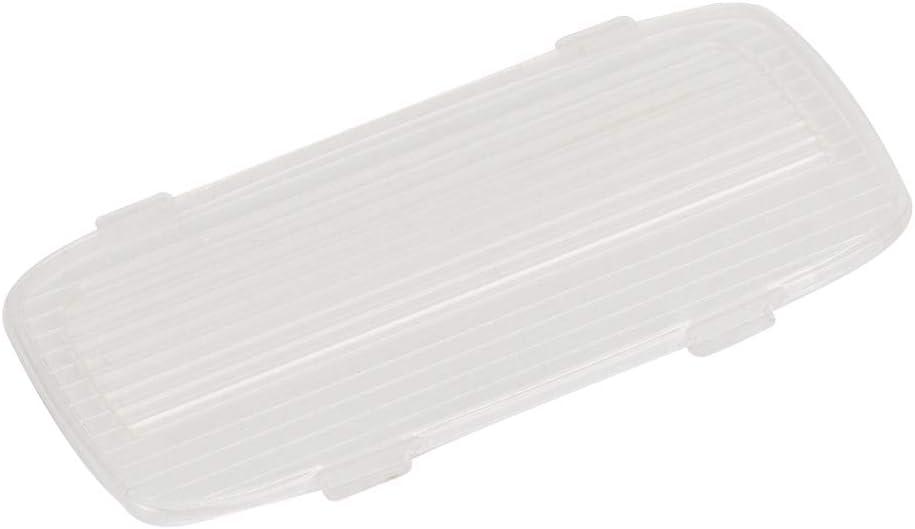 Cubierta de lente de luz puerta Cortes/ía Cubierta de lente de luz apta para Accord 2dr y 4dr 03-07 34261-SDA-A01