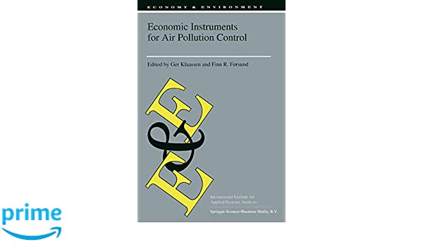 Economic Instruments for Air Pollution Control