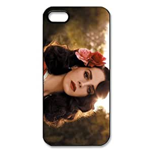 Lana Del Rey Custom Printed Design Durable Case Cover for Iphone 5 5S