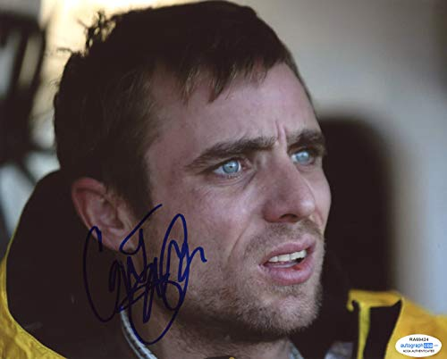 "Jake Anderson""Deadliest Catch"" AUTOGRAPH Signed 8x10 Photo ACOA"