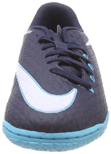 Phelon Gamma Nike Unisex 414 azul Azul Jr Glacial azul obsidian blanco Fútbol Iii Botas De Ic Niños Hypervenomx EEfBRwpq